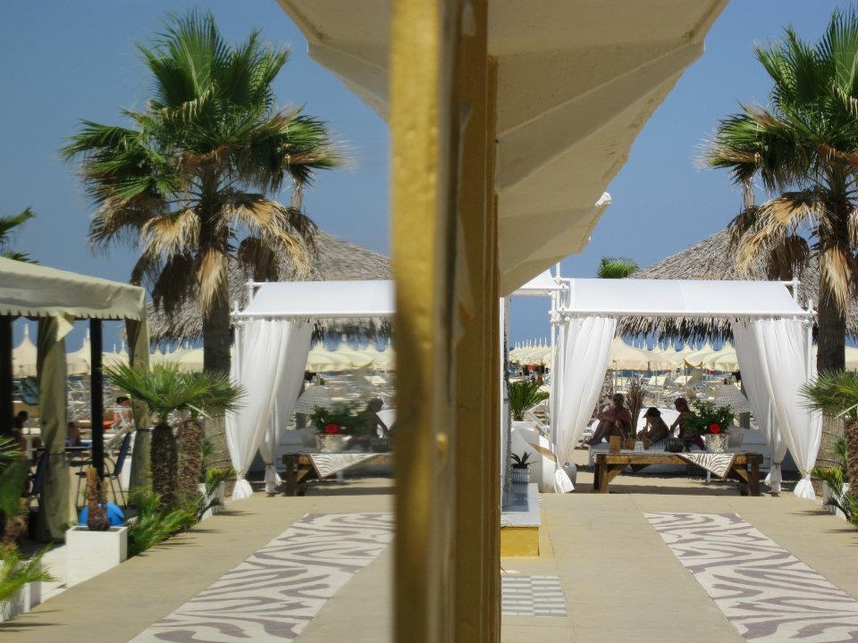 Hotel con servizio spiaggia marina centro rimini remin - Bagno 90 riccione ...