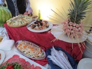 Ristorante rimini sul mare buffet_spiedini
