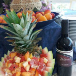cesto di frutta hotel Remin Rimini vista mare