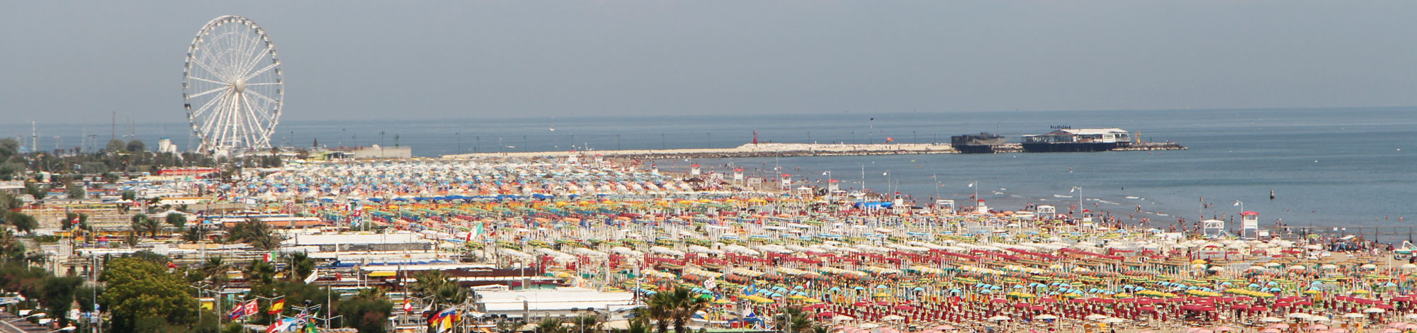 Alberghi Rimini all inclusive sul mare